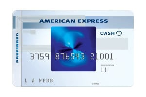 Blue Cash Preferred Gas Credit Card