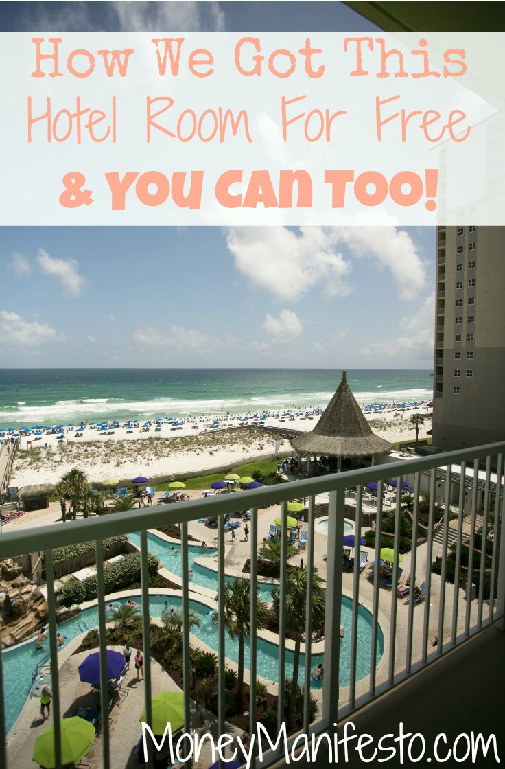 We got a free hotel room on the beach for two nights by using this travel hack. Our free hotel stay was at the Holiday Inn Beach Resort in Pensacola Beach, Florida. It would easily be a great weekend beach trip idea for family travel! Find out exactly how we got the room for free and how you can, too!
