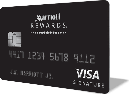 marriott rewards premier credit card